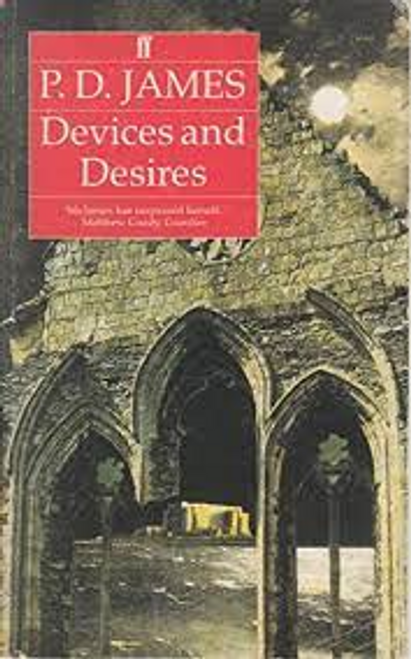 James, P. D. / Devices and Desires (Large Paperback)