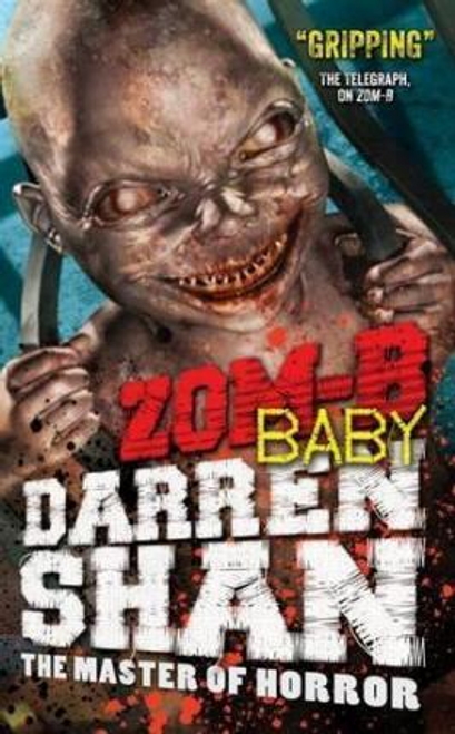 Shan, Darren / ZOM-B Baby (Large Paperback)