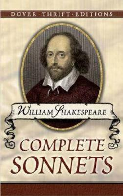 Shakespeare, William / Sonnets (Large Paperback)