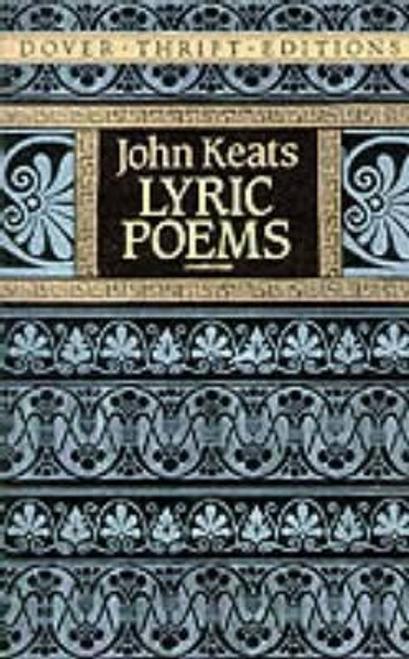 Keats, John / Lyric Poems (Large Paperback)