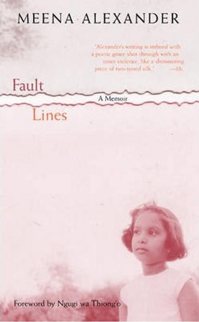 Alexander, Meena / Fault Lines (Large Paperback)