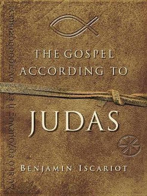Archer, Jeffrey / The Gospel According to Judas (Large Paperback)