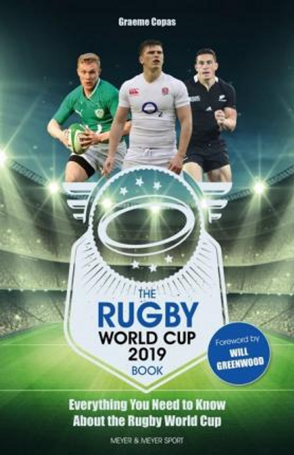Copas, Graeme / The Rugby World Cup 2019 Book (Large Paperback)