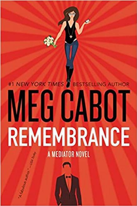Cabot, Meg / Remembrance: A Mediator Novel (Large Paperback)