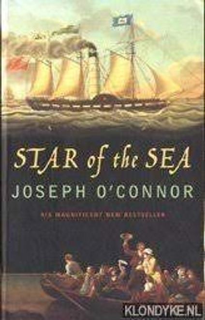 OConnor, Joseph / The Star of the Sea (Large Paperback)