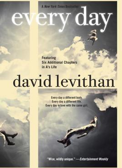 Levithan, David / Every Day (Large Paperback)