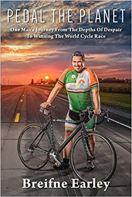 Earley, Breifne / Pedal the Planet (Large Paperback)