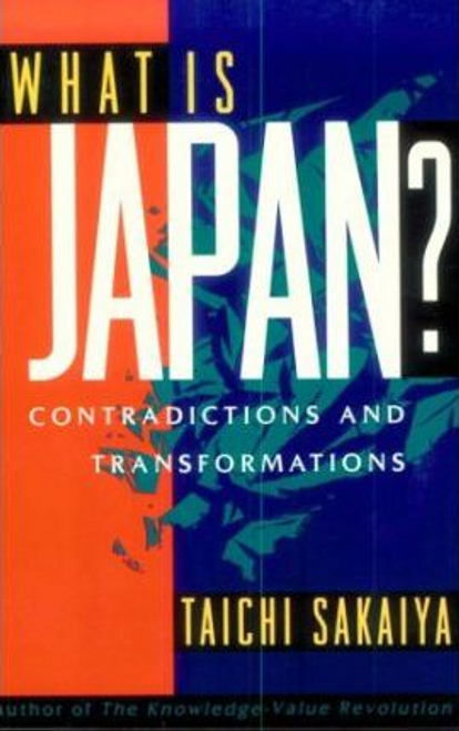 Sakaiya, Taichi / What is Japan? (Large Paperback)