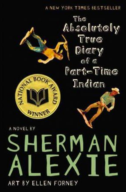 Alexie, Sherman / The Absolutely True Diary of a Part-Time Indian (Large Paperback)