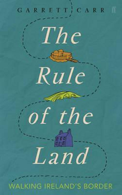 Carr, Garrett / The Rule of the Land (Large Paperback)
