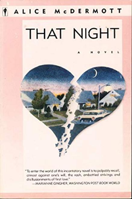 Mcdermott, Alice / That Night (Large Paperback)