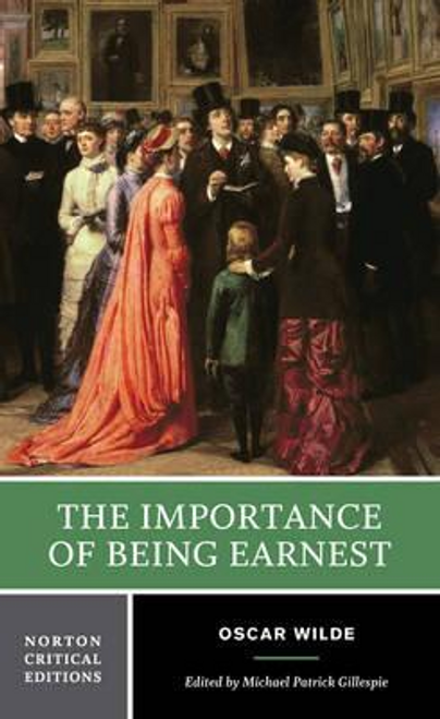 Gillespie, Michael Patrick / The Importance of Being Earnest (Large Paperback)