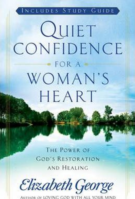 George, Elizabeth / Quiet Confidence for a Woman's Heart (Large Paperback)