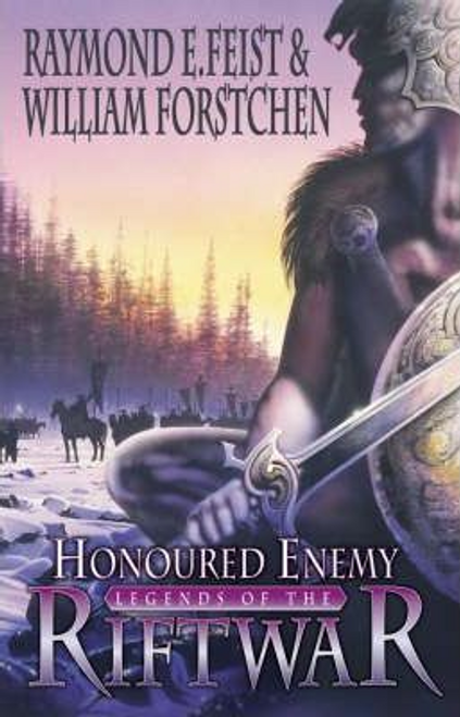Feist, Raymond E. / Honoured Enemy (Large Paperback)