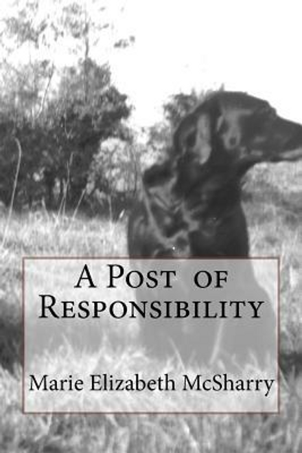 McSharry, Marie Elizabeth / A Post of Responsibility (Large Paperback)