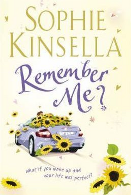 Kinsella, Sophie / Remember Me? (Large Paperback)