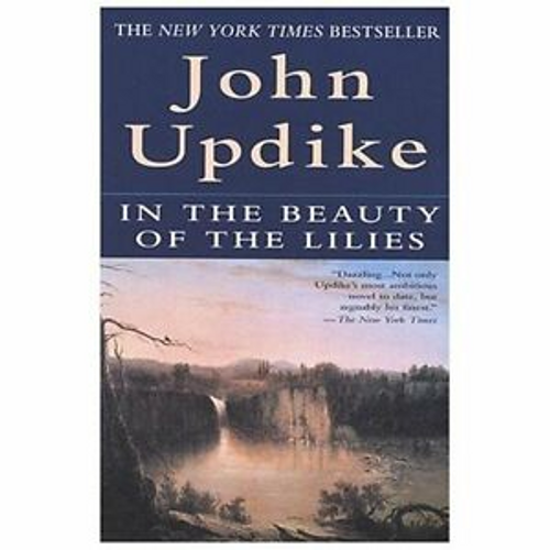 Updike, John / In the Beauty of the Lilies (Large Paperback)