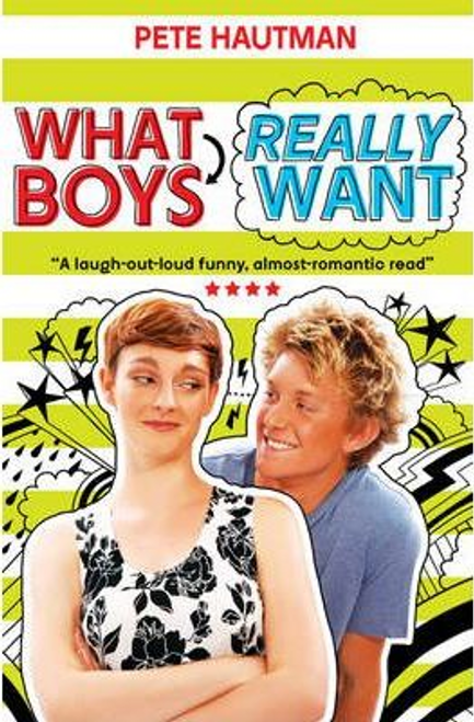 Hautman, Pete / What Boys Really Want