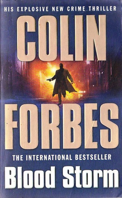 Forbes, Colin / Blood Storm