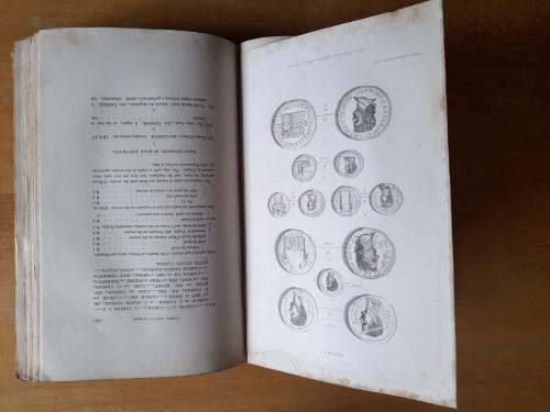 Akerman, J.Y - A Descriptive Catalogue of Roman Coins - Volume 1 - HB 1834