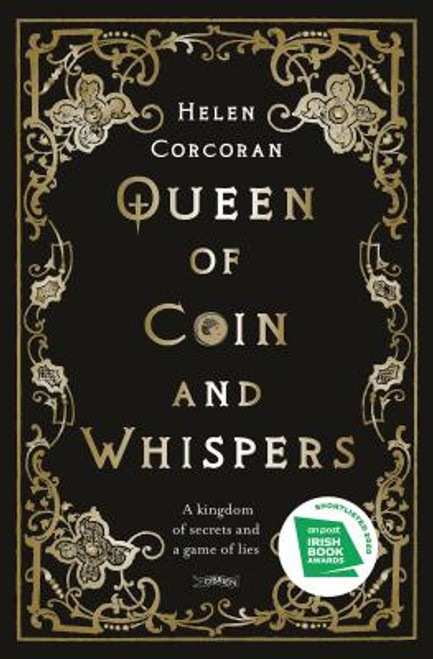 Corcoran, Helen - Queen of Coin and Whispers - PB - BRAND NEW