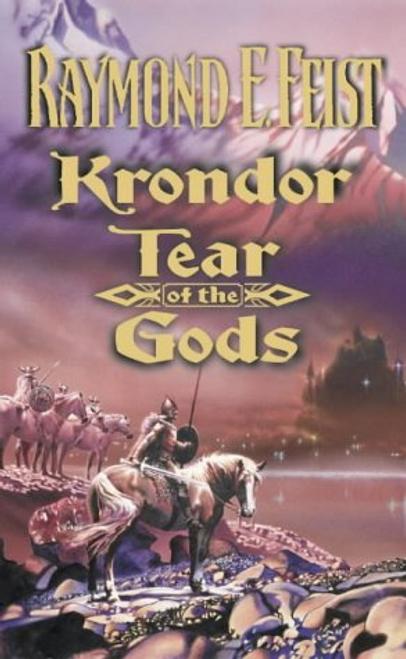 Feist, Raymond E. / Krondor: Tear of the Gods: Book 3