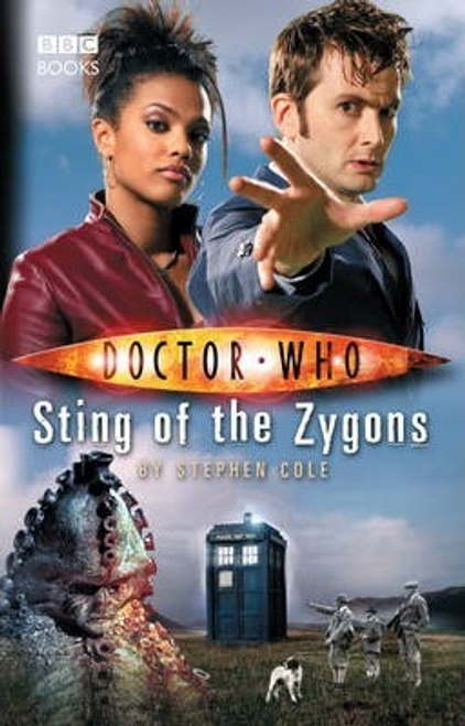 Cole, Stephen / Doctor Who: Sting of the Zygons