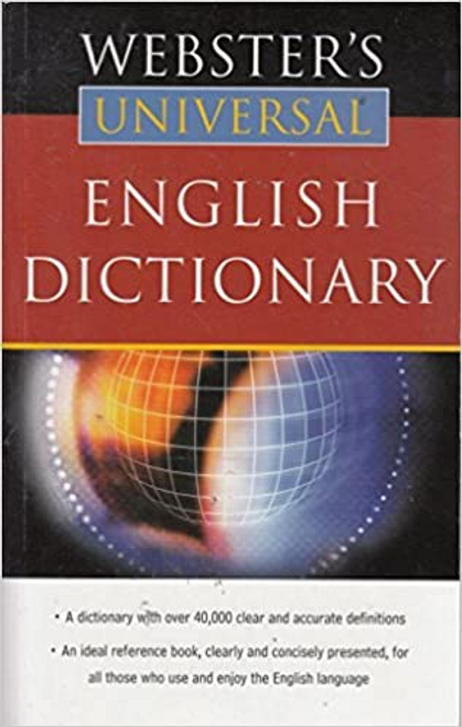Websters Universal: English Dictionary