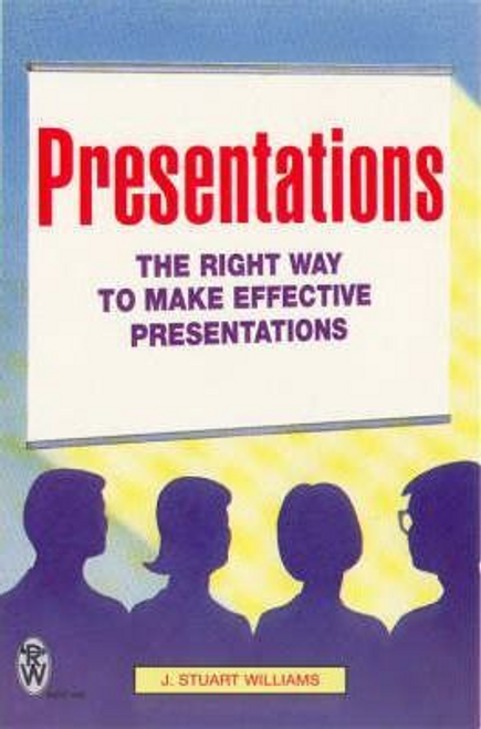 Williams, J. Stuart / Presentations
