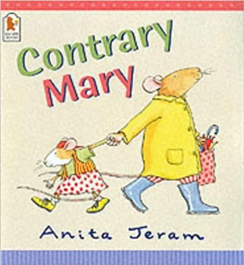 Jeram, Anita / Contrary Mary (Children's Picture Book)