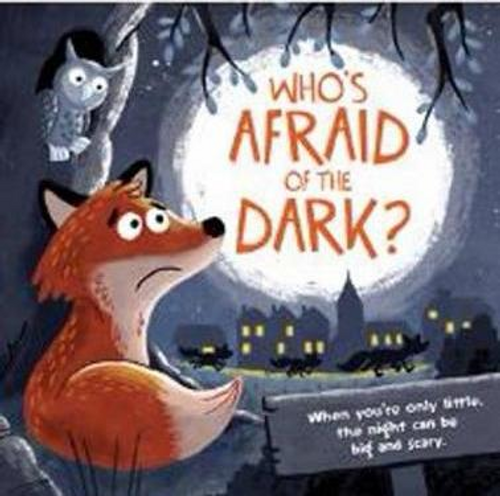 Joyce, Melanie / Who's Afraid of the Dark