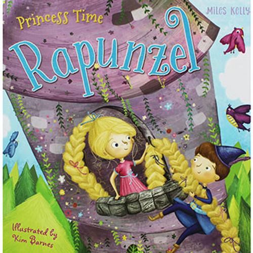 Kelly, Miles / Princess Time Rapunzel (Children's Picture Book)