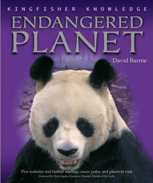 Burnie, David / Endangered Planet (Children's Picture Book)