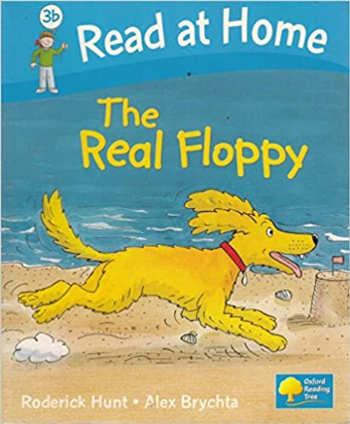 Hunt, Roderick / Read at Home: The Real Floppy (Children's Picture Book)
