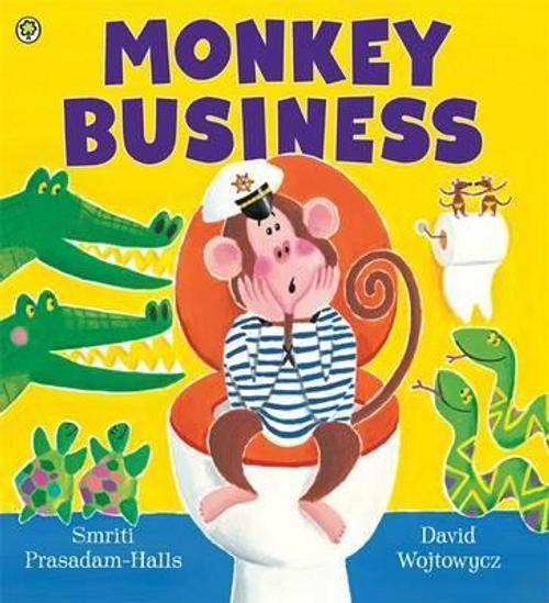 Prasadam-Halls, Smriti / Monkey Business (Children's Picture Book)