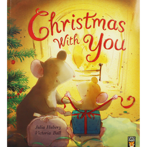 Hubery, Julia / Christmas With Yo (Children's Picture Book)