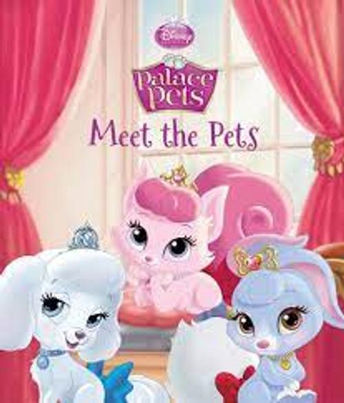 Disney: Palace Pets Meet the Pets (Children's Picture Book)