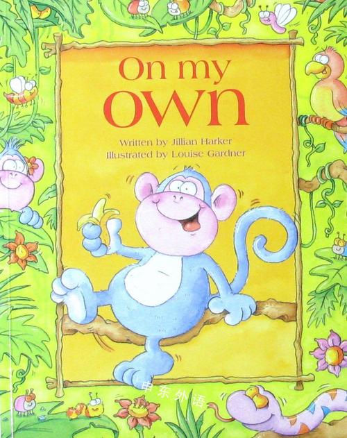 Harker, Jillian / On My Own (Children's Picture Book)