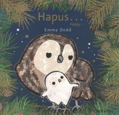 Dodd, Emma / Hapus... Happy (Children's Picture Book)