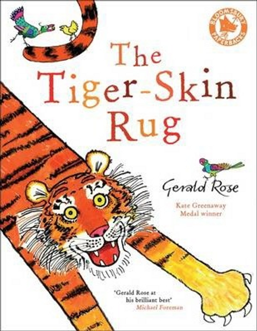 Rose, Gerald / The Tiger-Skin Rug (Children's Picture Book)