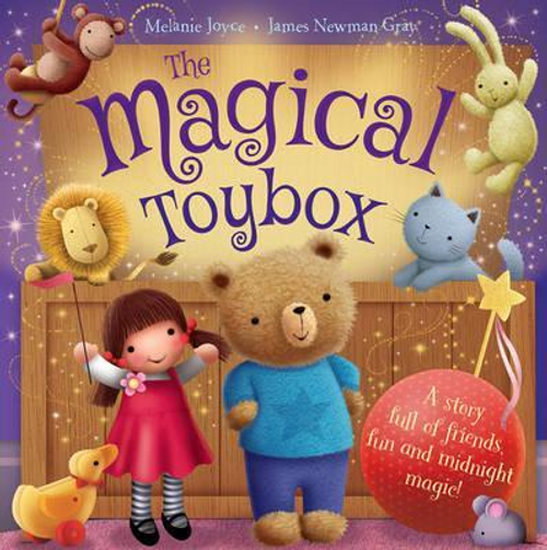 Joyce, Melanie / The Magic Toy Box (Children's Picture Book)