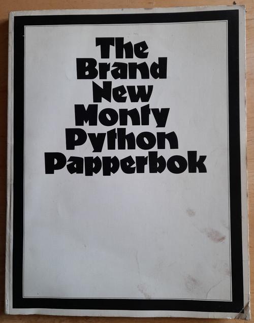 Idle, Eric - The Brand New Monty Python Papperbok - PB - 1974