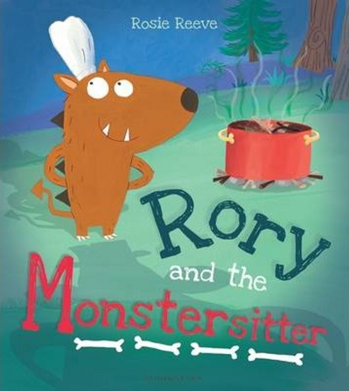 Reeve, Rosie / Rory and the Monstersitter (Children's Picture Book)