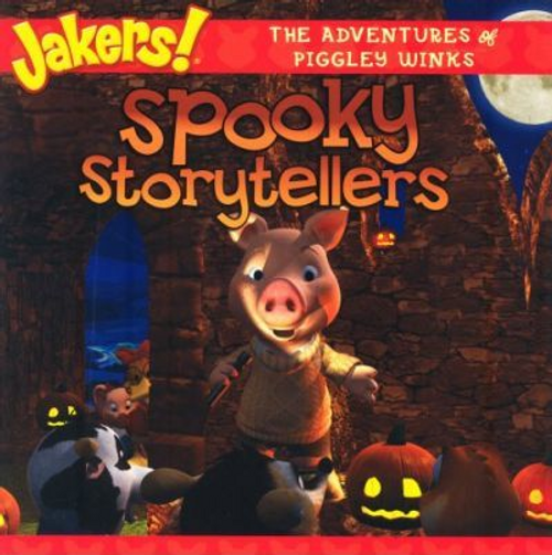 Parent, Nancy / Spooky Storytellers (Children's Picture Book)