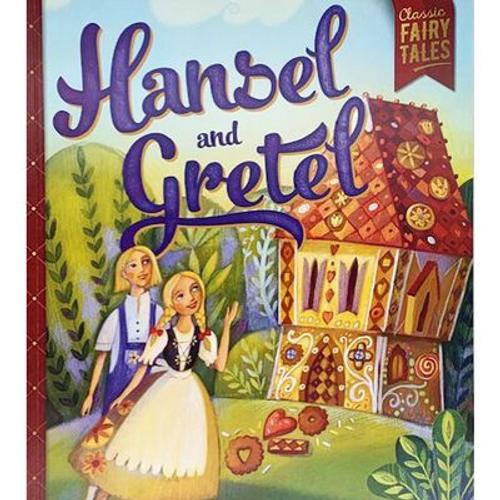 Press, Bonney / Hansel and Gretel (Children's Picture Book)