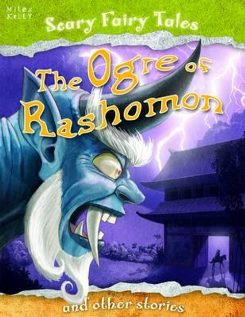 Gallagher, Belinda / The Ogre of Rashomon and Other Stories (Children's Picture Book)