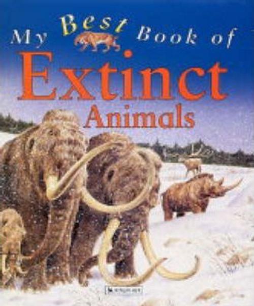 Gunzi, Christiane / My Best Book of Extinct Animals (Children's Picture Book)