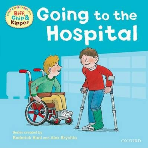 Hunt, Roderick / Going to the Hospital (Children's Picture Book)