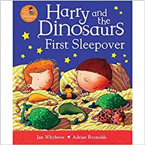 Whybrow, Ian / Harry And The Dinosaurs First Sleepover (Children's Picture Book)