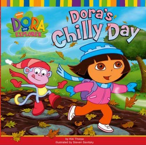 Dora the Explorer: Dora's Chilly Day (Children's Picture Book)